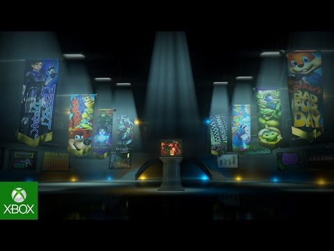 Un divertido repaso por todas las sagas incluidas en Rare Replay