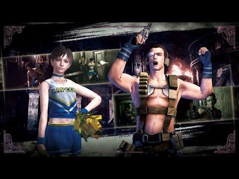 Así se juega al Modo Wesker en Resident Evil 0 Remake