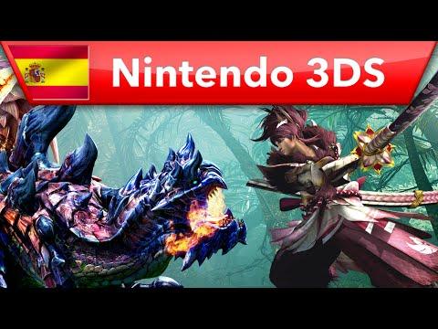 Disfruta de las posibilidades de la demo del nuevo Monster Hunter