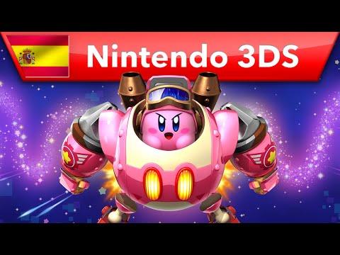 Así lucha el Kirby-Robot, con potentes habilidades para absorber poderes - Noticia para Kirby: Planet Robobot