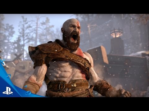 El nuevo God of War para PS4 no tendrá a los vikingos como protagonistas