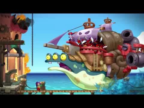 La magia de Shantae toma PS4, PS Vita y Wii U