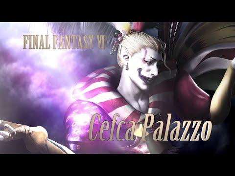 Ace nos muestra sus habilidades en Dissidia Final Fantasy Arcade