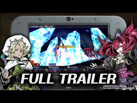 7th Dragon III Code: VFD se abre paso hasta Europa