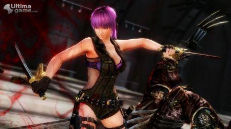 El Team Ninja detalla las mejoras y novedades para PS3 y Xbox 360