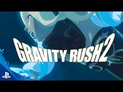 Así ha mejorado la jugabilidad de Gravity Rush 2