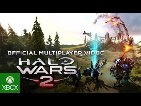 Sus creadores nos enseñan más de los nuevos modos multijugador, incluyendo el nuevo modo Blitz - Noticia para Halo Wars 2