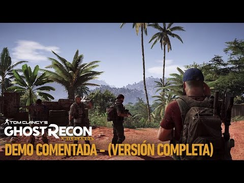 Un nuevo ejemplo de juego cooperativo para cuatro jugadores en Ghost Recon Wildlands