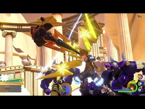 Toy Story también estará presente en Kingdom Hearts III