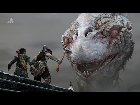 El nuevo God of War para PS4 no es un juego de mundo abierto