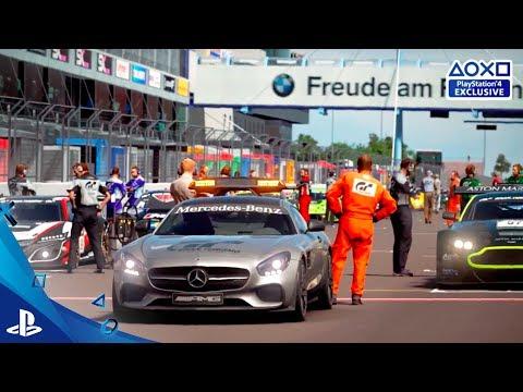 Así suena el tema principal de Gran Turismo Sports - Noticia para Gran Turismo Sports
