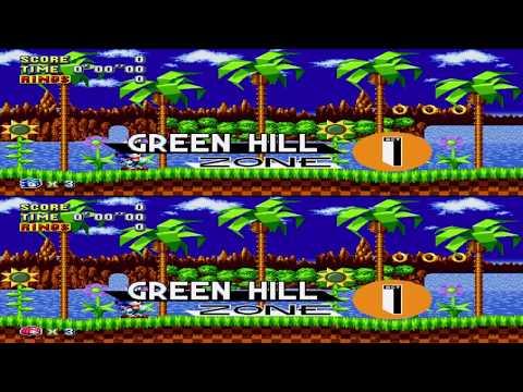 Compite con un amigo en los niveles clásicos de Sonic - Noticia para Sonic Mania