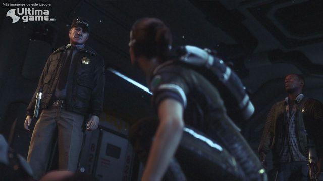 Los niveles de dificultad 'Novato' y 'Pesadilla', añadidos a Alien Isolation - Noticia para Alien Isolation