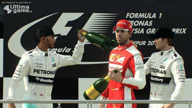 El nuevo F1 2015 se hace exclusivo para la nueva genéración de consolas - Noticia para F1 2015