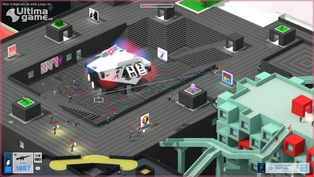Si Tokyo 42 es ya de por sí difícil, imaginaros atacar a la policía a posta para comprobarlo