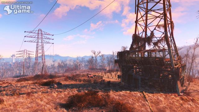 Si Fallout 4 te parecía bonito, espera a ver las mejoras que Bethesda tiene previstas - Noticia para Fallout 4