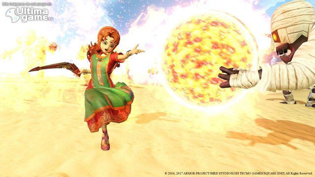 Contenido gratis para todos los jugadores de Dragon Quest Heroes II - Noticia para Dragon Quest Heroes II