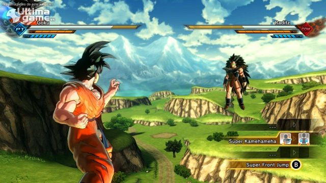 Bandai Namco nos detalla las novedades para Swtch de Dragon Ball Xenoverse 2 - Noticia para Dragon Ball Xenoverse 2