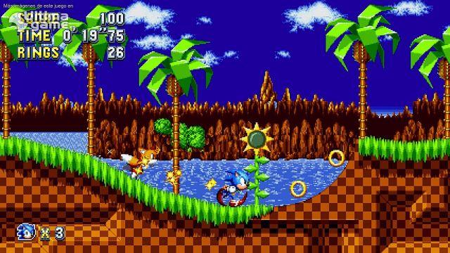 El Sonic más retro ya tiene fecha de salida confirmada - Noticia para Sonic Mania