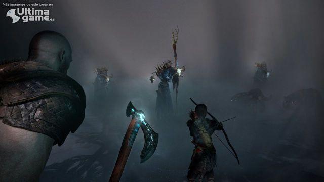 El nuevo God of War para PS4 no es un juego de mundo abierto - Noticia para God of War