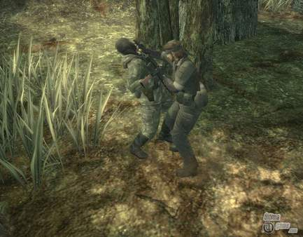Ya tenemos fecha definitiva de salida para Metal Gear Solid 3: Snake Eater