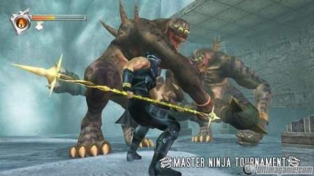 """Acción """"Ninja Gaiden"""" en estado puro"""