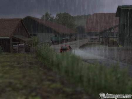 Primeras imágenes de la versión Xbox de Colin McRae Rally 2005