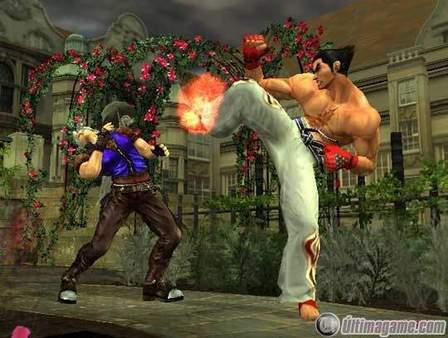 Anunciado dos de los nuevos personajes que se incluirán en Tekken 5: Dark Resurrection
