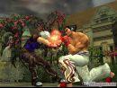 El modo aventura y las personalizaciones en Tekken 5