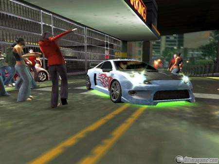 Primera imagen de Need for Speed Underground 2 para Nintendo DS