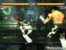 Más imágenes de la versión recreativa de Tekken 5