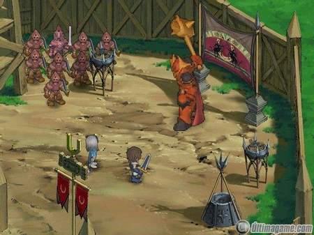 16 nuevas imágenes de Shining Tears para PlayStation 2