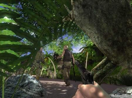 El espect�culo visual de Far Cry Instinct: Nuevo video e im�genes
