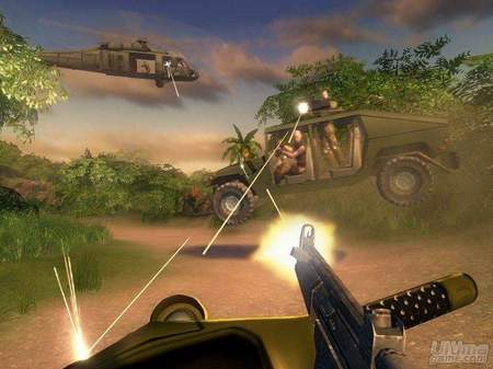 Far Cry Instincts, exclusivo para Xbox el próximo mes de Septiembre