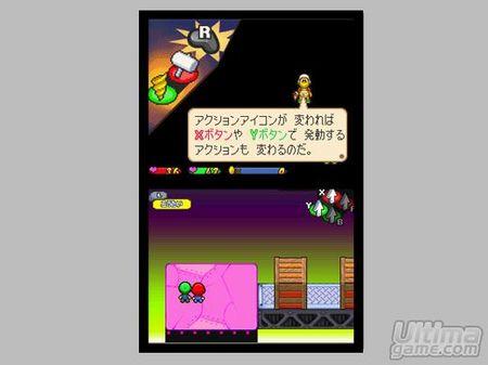 Mario & Luigi DS también se beneficiará de la tecnología rumble pack de Nintendo DS