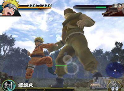 Naruto - Uzumaki Chronicles llegará a Europa en Mayo