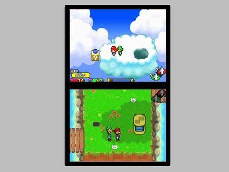 Mario & Luigi DS tambi�n se beneficiar� de la tecnolog�a rumble pack de Nintendo DS
