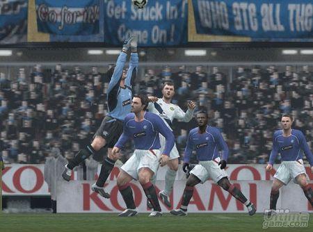 Konami confirma la fecha de salida de Pro Evolution Soccer 5 en nuestro pa�s