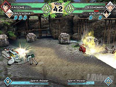 Imágenes de Inuyasha: Feudal Combat: Bandai da a conocer su nueva