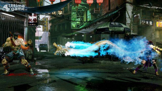 El General Raam (Gears of War) y Mira se estrenan como luchadores