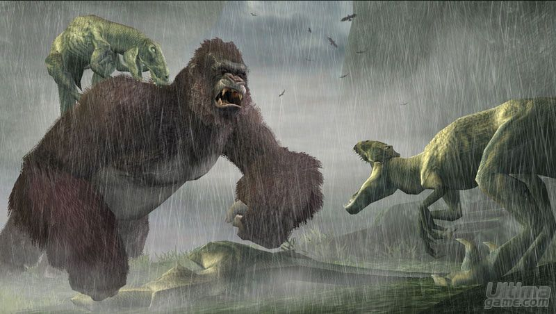 Comprar King Kong en PS2, CUB, XBOX, GBA, PSP, DS, PC, PS3 y XBOX 360