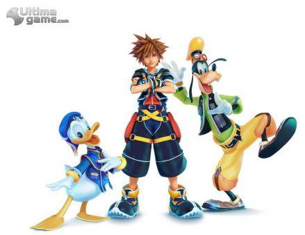 Las atracciones de los parques Disney, armas letales en Kingdom Hearts III