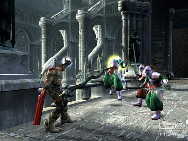 ¿A qué videojuego estais jugando ahora mismo? - Página 3 Legacy-of-kain-defiance-imagen-i57603-i