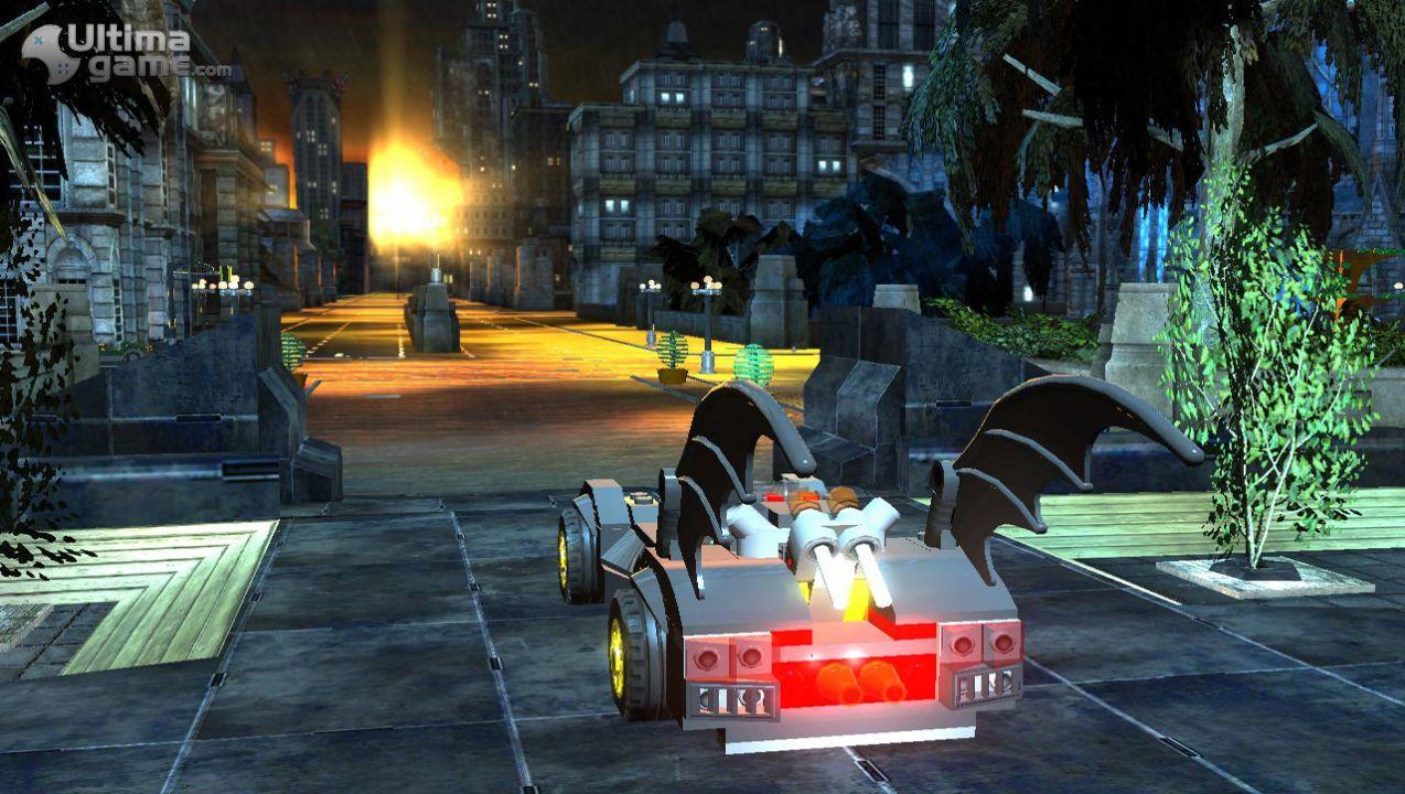 de Lego Batman 2: DC Superhéroes: El mundo abierto de Batman