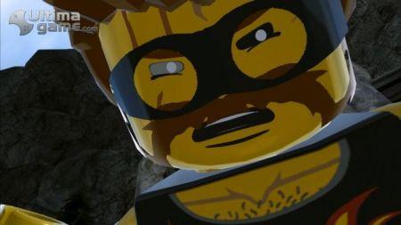 LEGO City: Undercover se ve espectacularmente en Switch