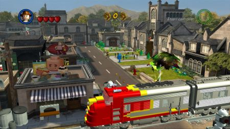 LEGO Indiana Jones 2 - Nuevos cap�tulos en nuestras viejas aventuras