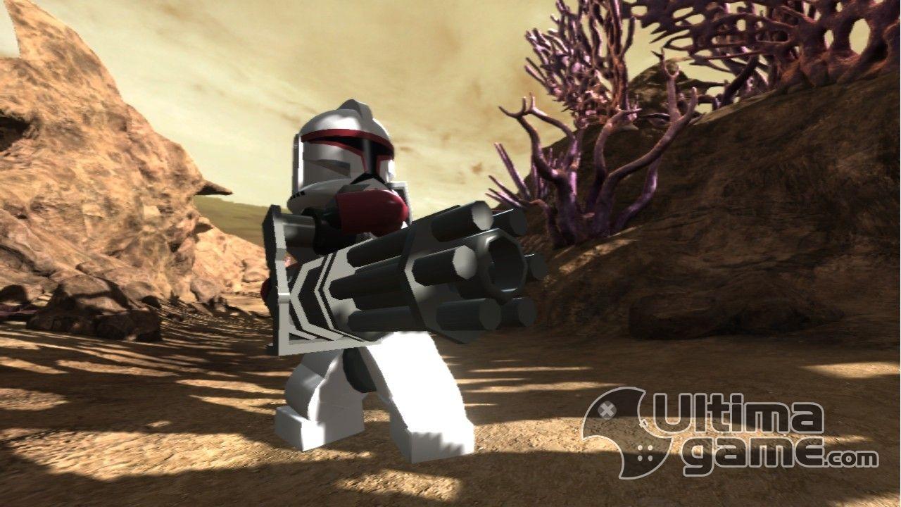 De lego star wars iii the clone wars e3 10 lego star wars