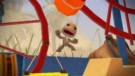 LittleBigPlanet - Sonic y sus amigos están listos para correr por este peculiar mundo