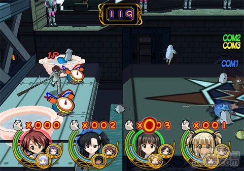 Im�genes de Mahou Sensei Negima - Pctio Fight: Te contamos todo lo que debes saber sobre Mahou Sensei Negima - Pctio Fight