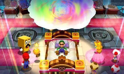 Casi 6 minutos de Mario & Luigi: Dream Team Bros nos presentan al Lugi gigante
